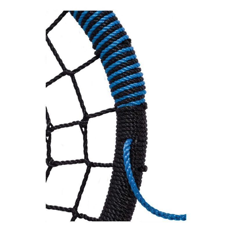 Oval Blauw Nestschommel Axi Net Groot Rond Schommel Patroon Axis-A188.001.04