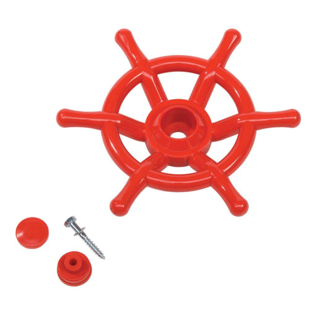 Rode Bootwiel Voor Huisje Axi Speel Huis Tuin Huis Axi Axis-A503.010.01