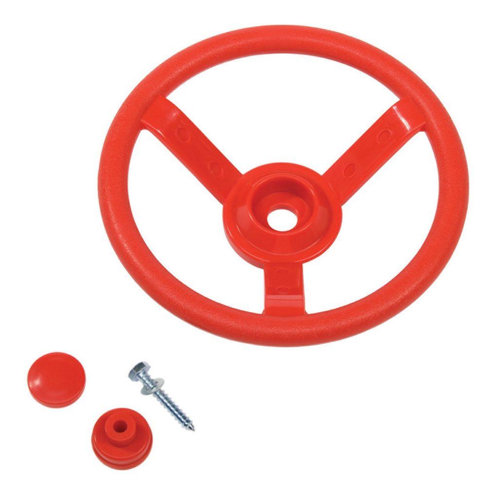 Rode Stuurwiel Voor Huisje Axi Stuur Roer Huisje Aanvulling Axis-A501.010.01