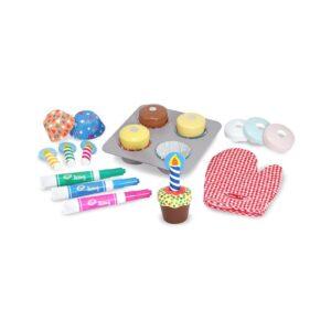 Bak En Versier Cupcakeset | Melissa & Doug
