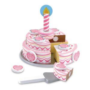 Drie Lagen Verjaardagstaart | Melissa & Doug
