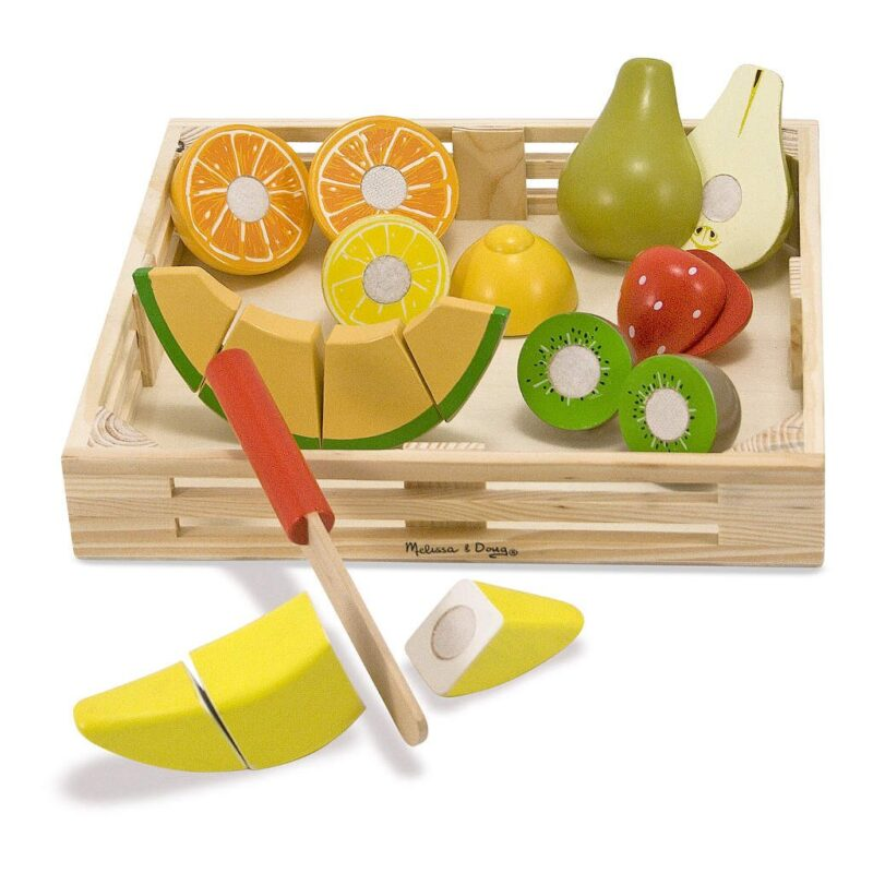 Fruit Snijden Set   Melissa & Doug