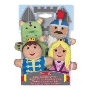 Kasteel Figuren Handpoppen | Melissa & Doug