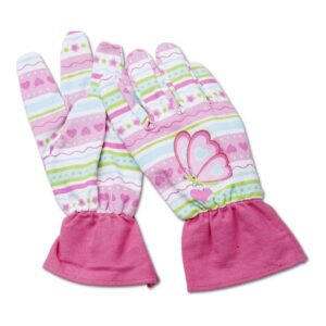 Kinderhandschoen Vlinder Roze Streep Handschoen Melissa And Doug Meli-16752