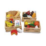 Kratjes Met Voedsel | Melissa & Doug