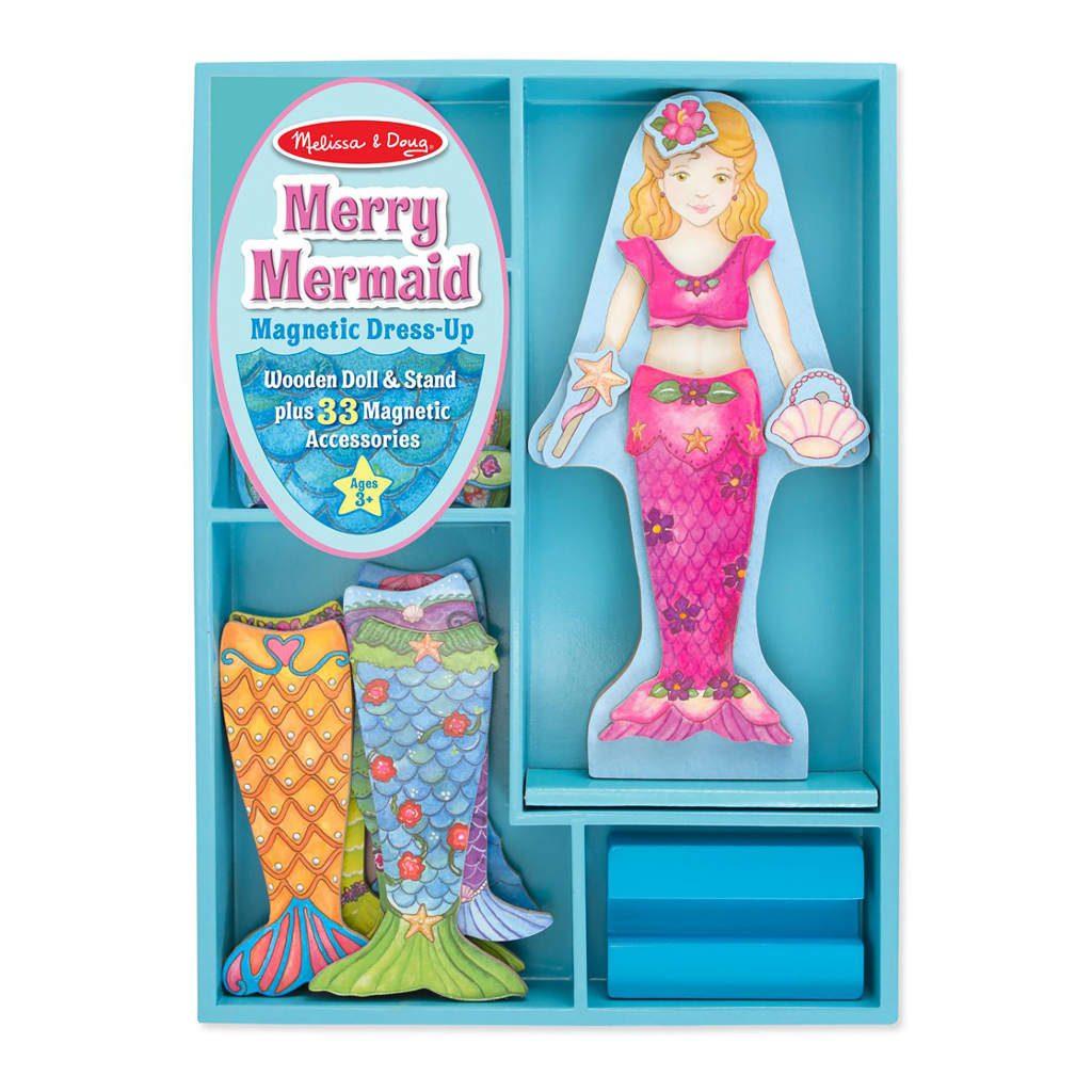 Magnetisch Dress Up Meermin Melissa And Doug Meli-11428