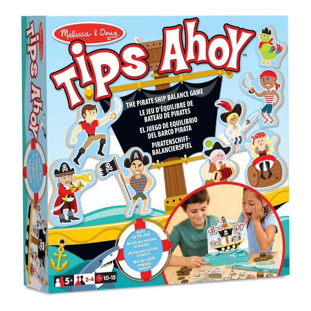 Tips Ahoy Spel | Melissa & Doug