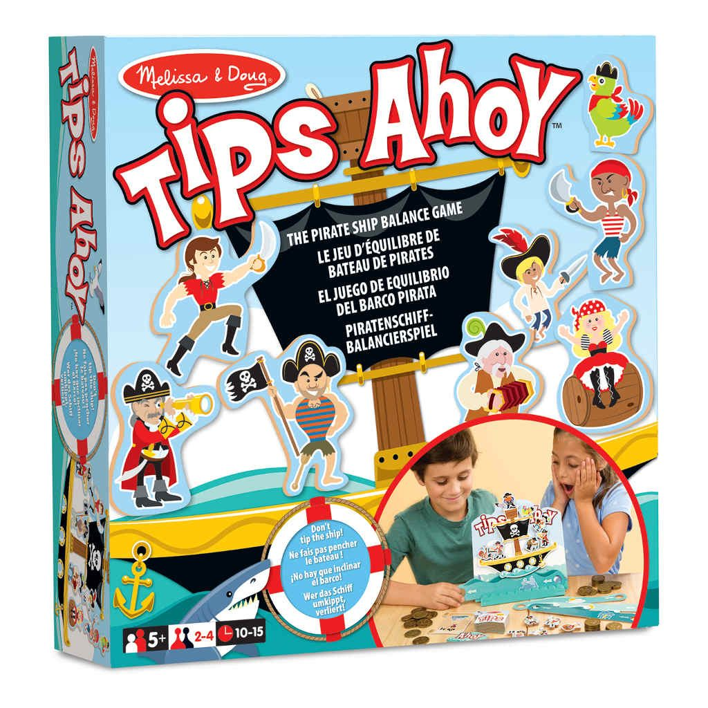 Tips Ahoy Spel   Melissa & Doug
