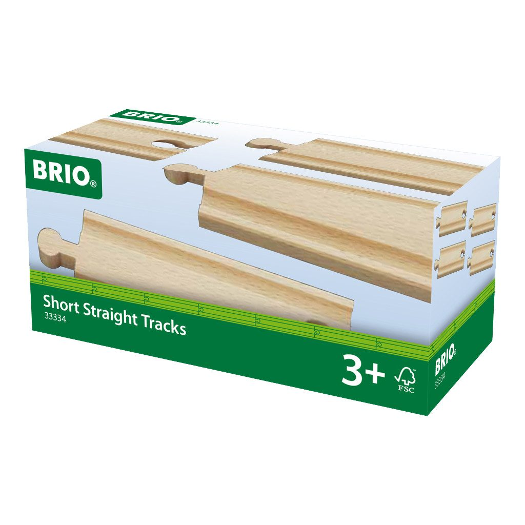 1/2 Rechte Brio Rails