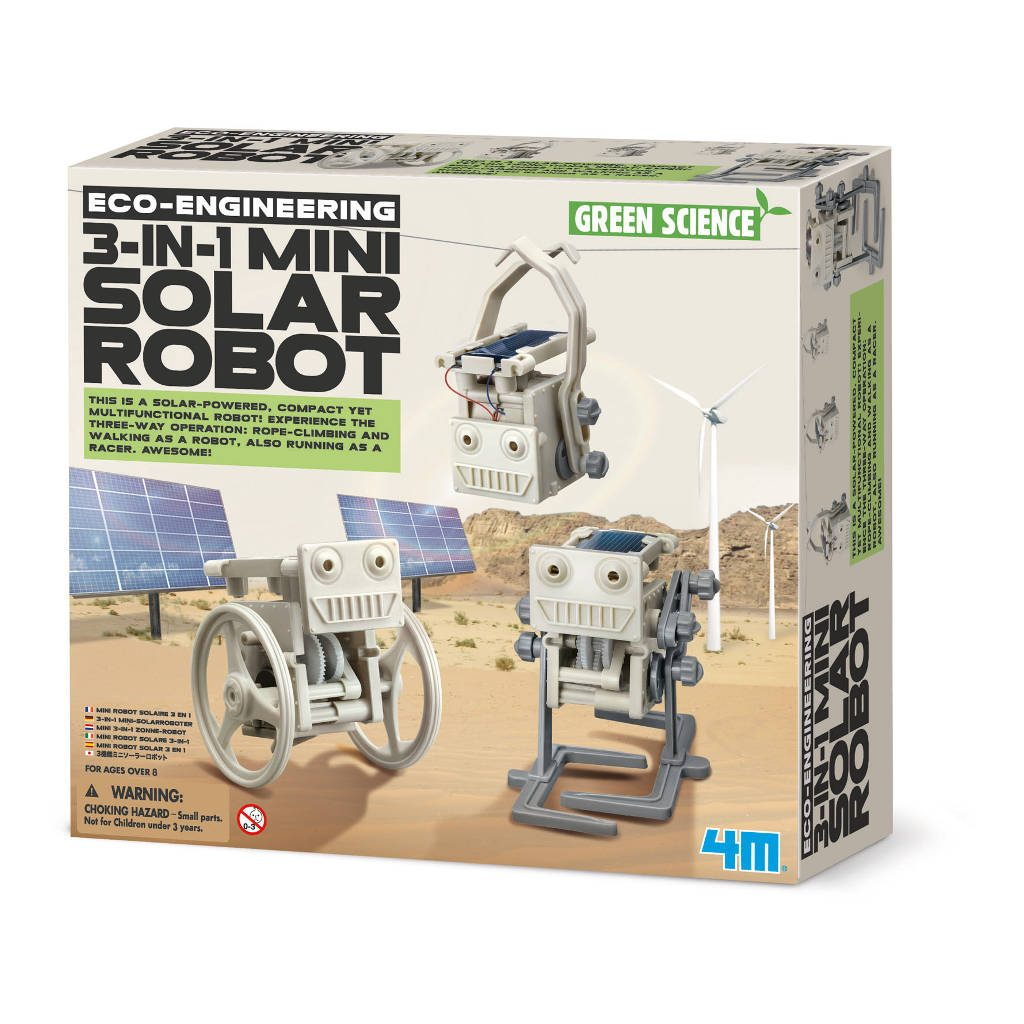 3-In-1 Robotje Maken