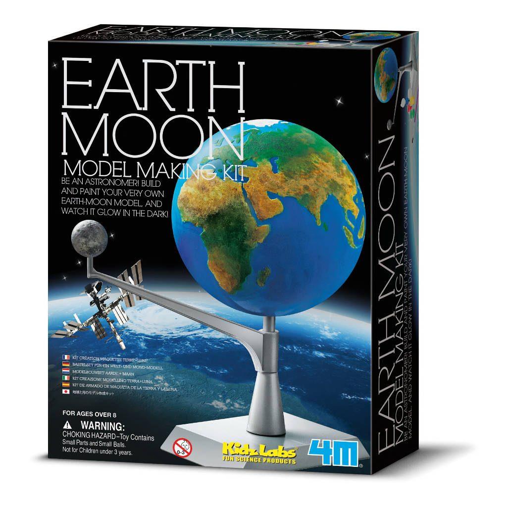 Aarde Maan Model Kidzlabs