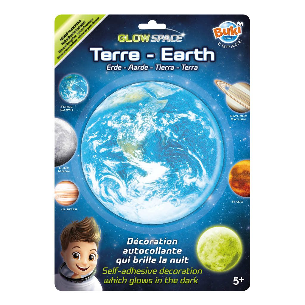 Aarde Sticker