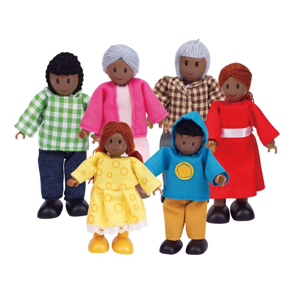 Afrikaanse Familie