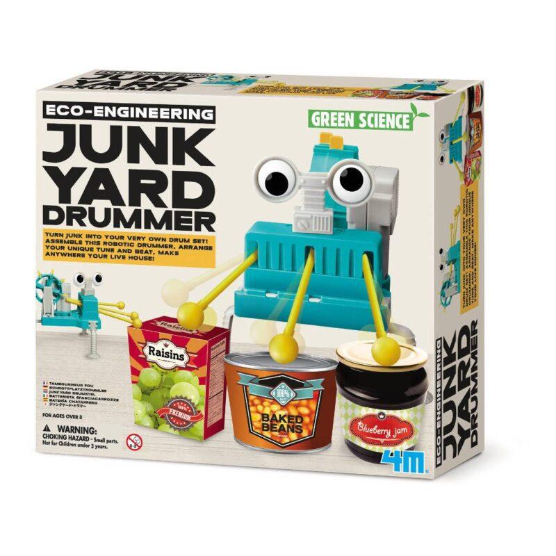 Afval Drummer Robot