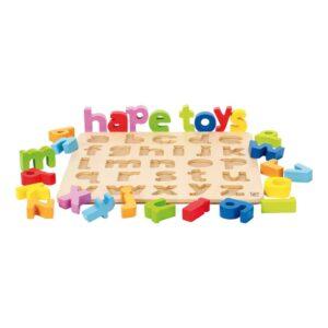Alfabet Puzzel Hape