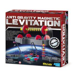 Anti Zwaartekracht Magnetische Levitatie