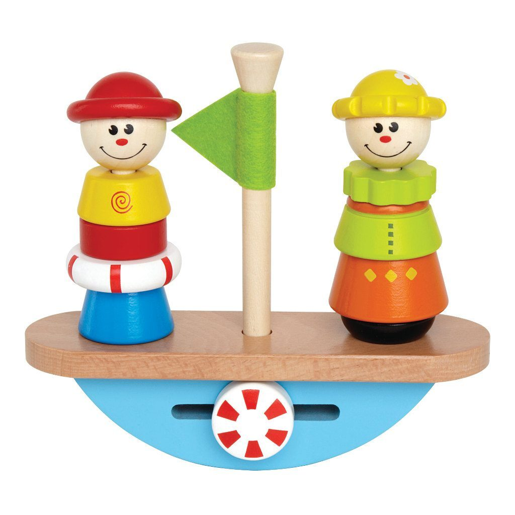 Balanceerbootje Hape