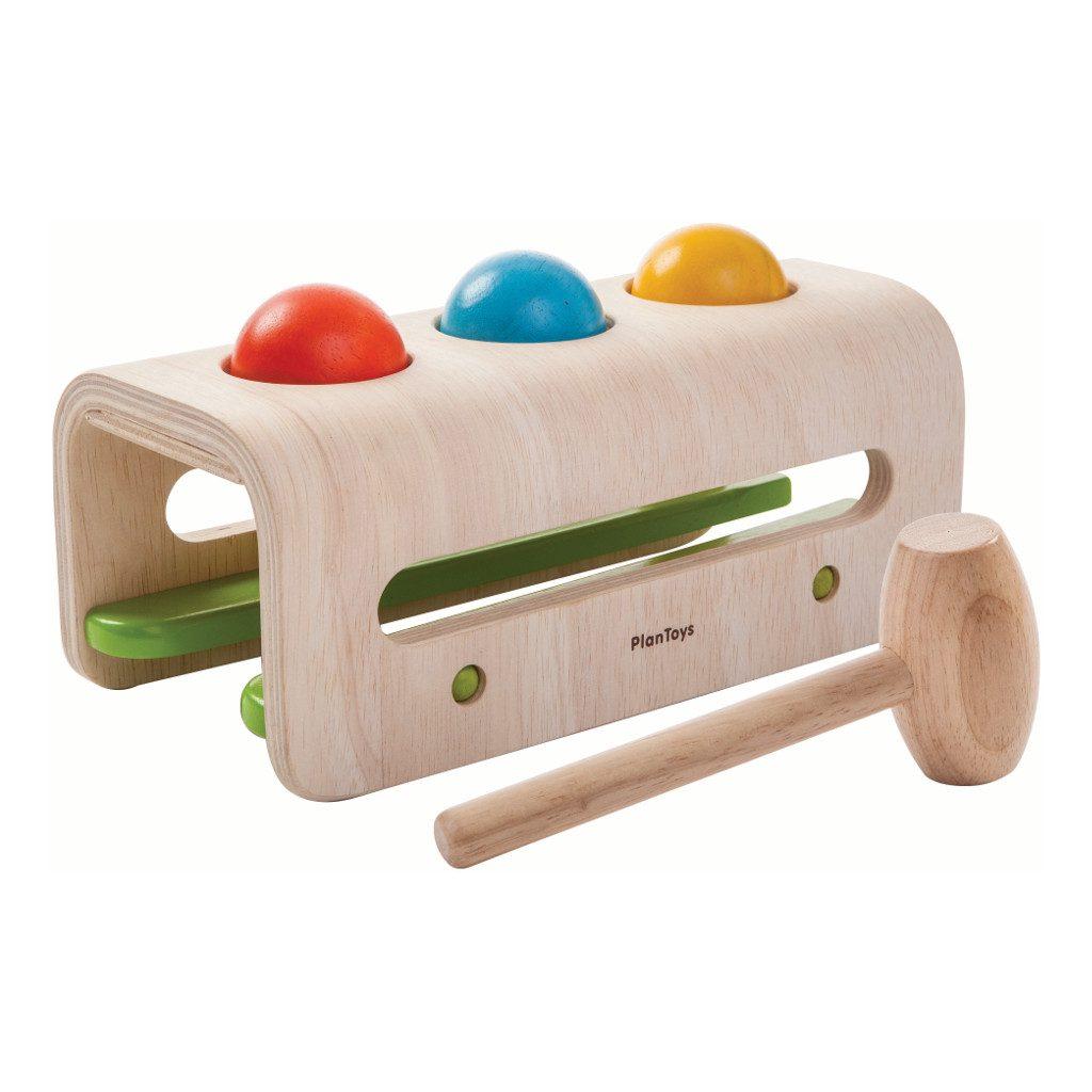 Ballen Klopbank Plan Toys