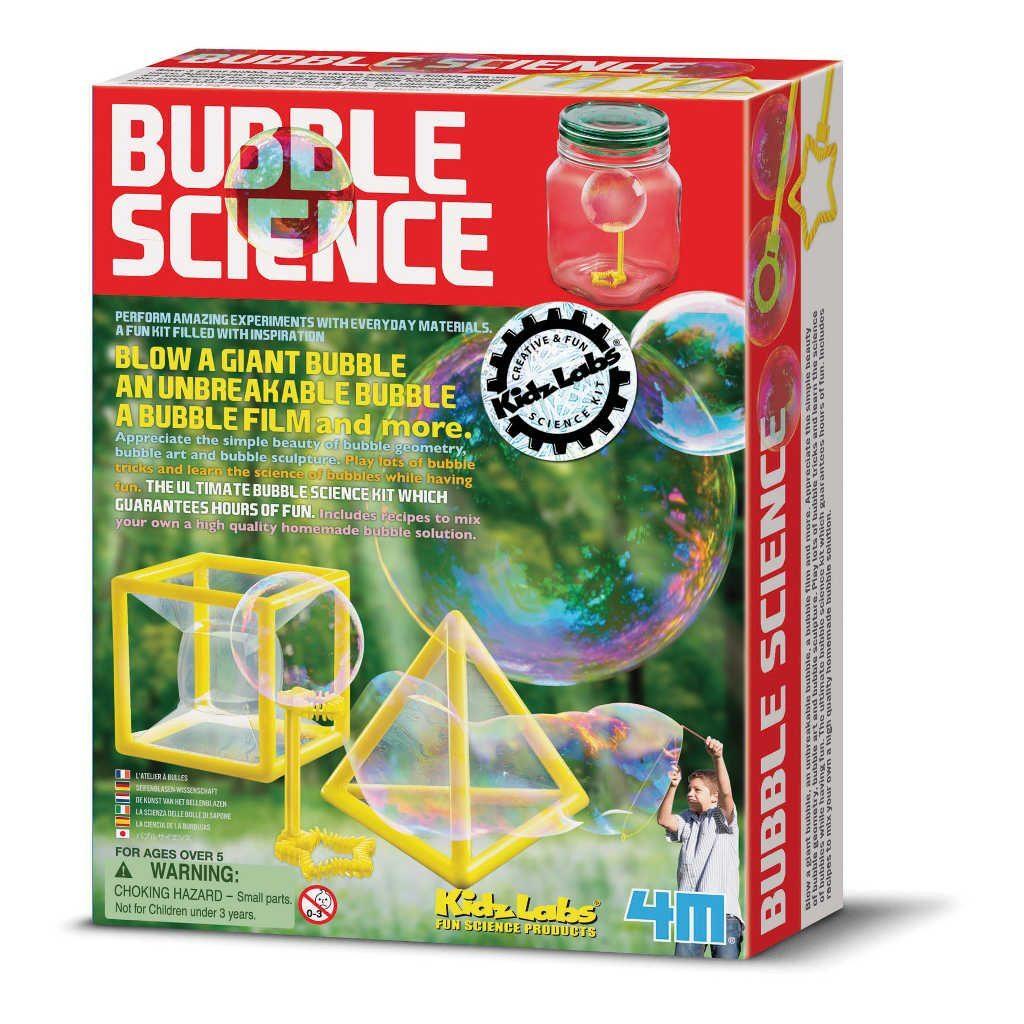 Bellenblaas Wetenschap
