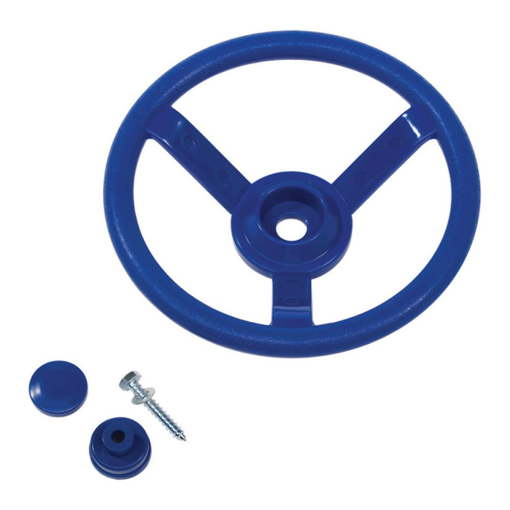 Blauwe Stuurwiel Voor Huisje Axi Stuur Roer Huisje Aanvulling Axis-A501.010.04