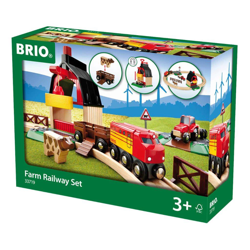 Boerderij Trein Set Brio