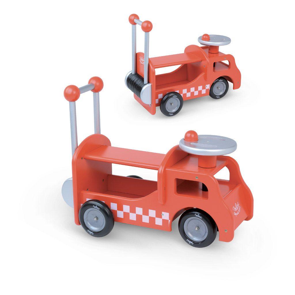 Brandweer Loopwagen Vilac