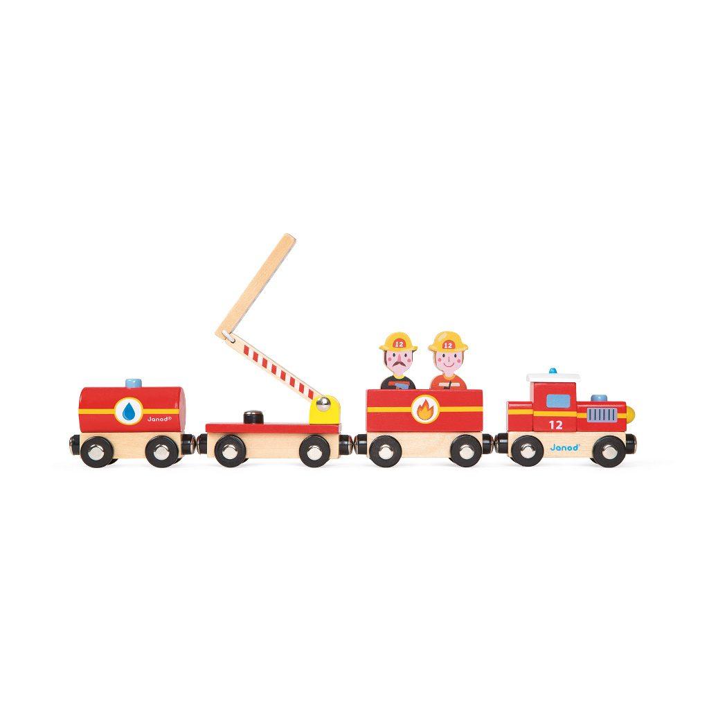 Brandweer Treintjes Janod