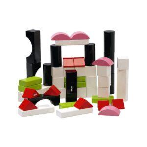 Brio Blokken Zwart Wit