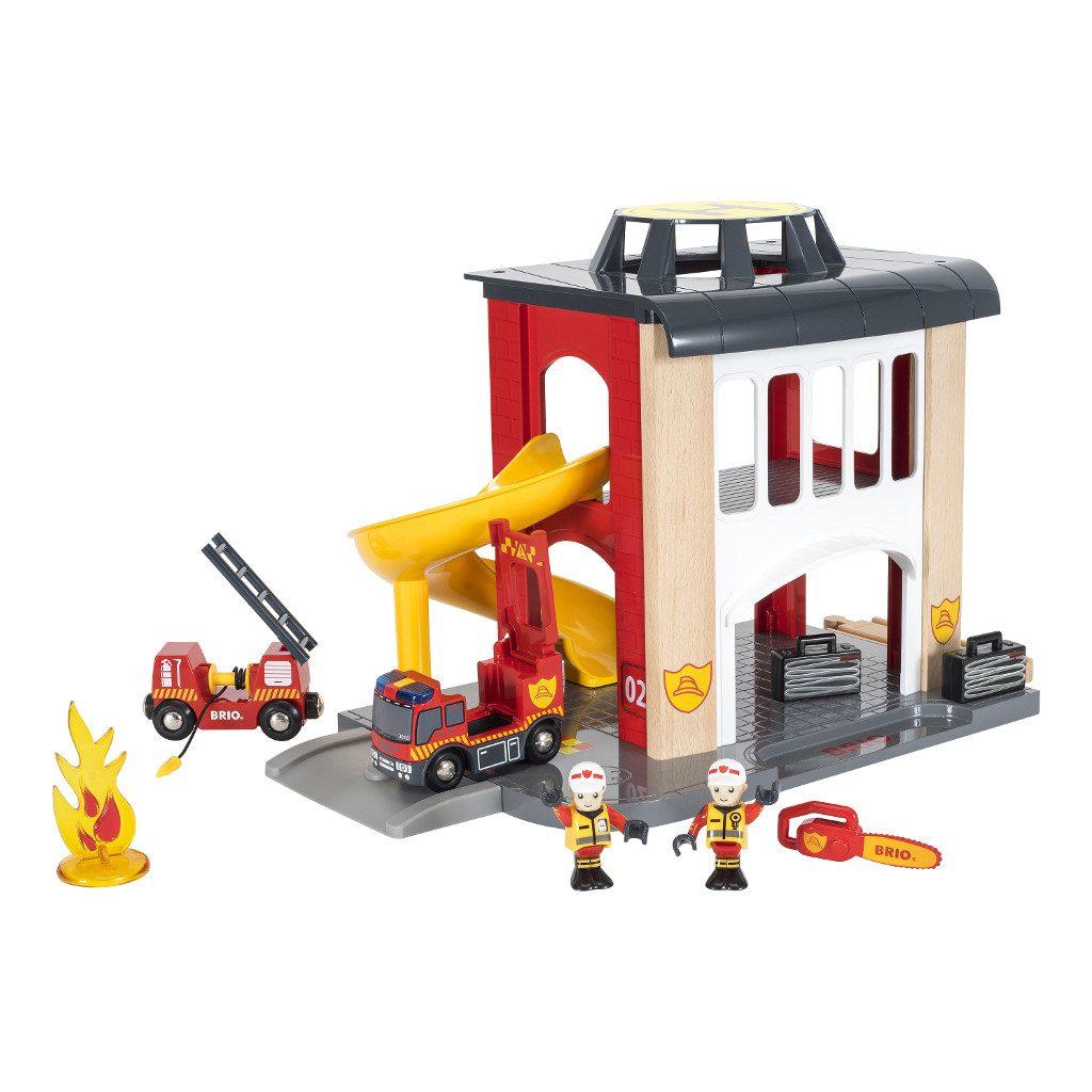 Brio Brandweerkazerne