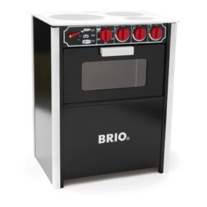 Brio Keuken Zwart