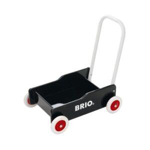 Brio Loopwagen Zwart