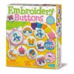 Buttons Borduren