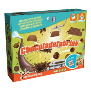 Chocoladefabriek Science4You