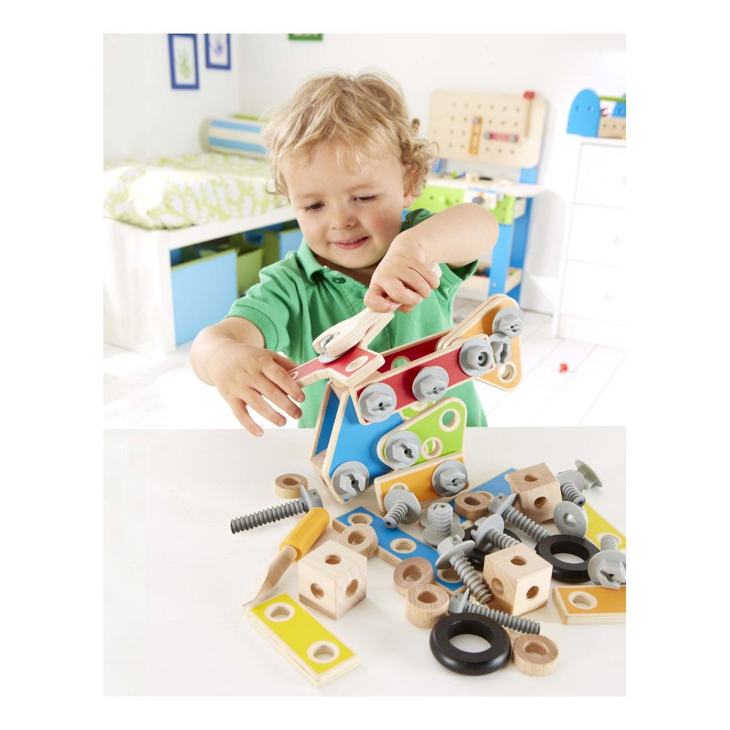 Constructie Speelgoed Set Hape