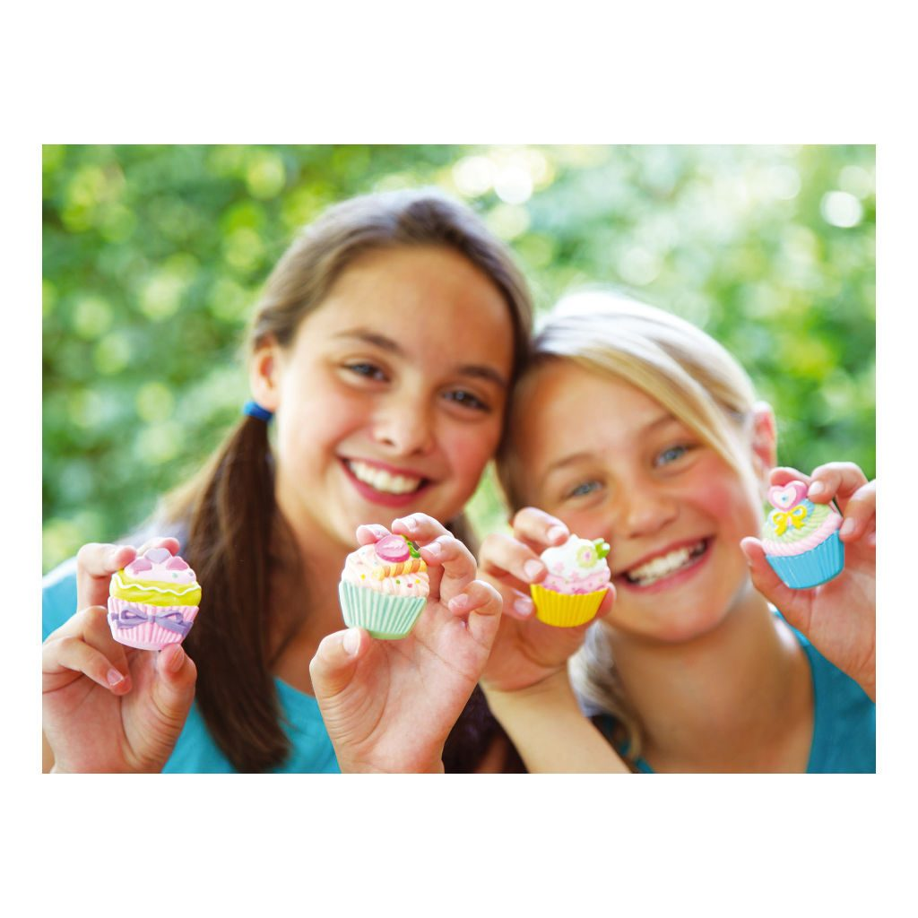 Cupcake Gips & Verf