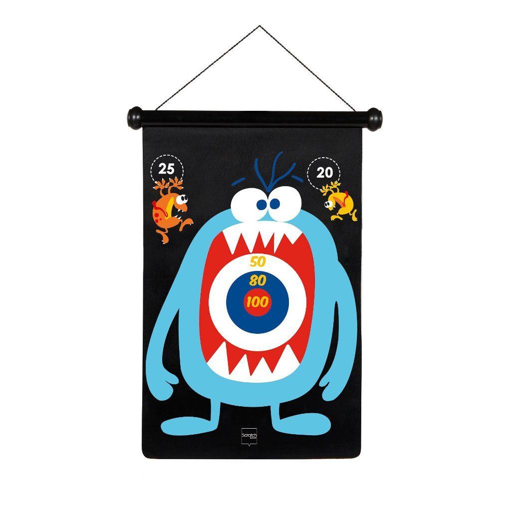 Dartbord Monsters