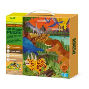 Dino 3D Vloerpuzzel