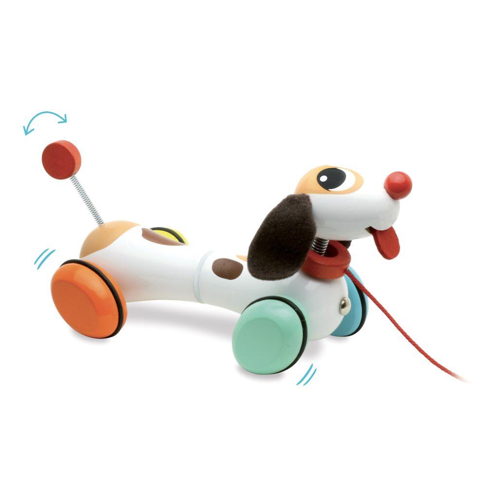 Doggy Trekhond Vilac