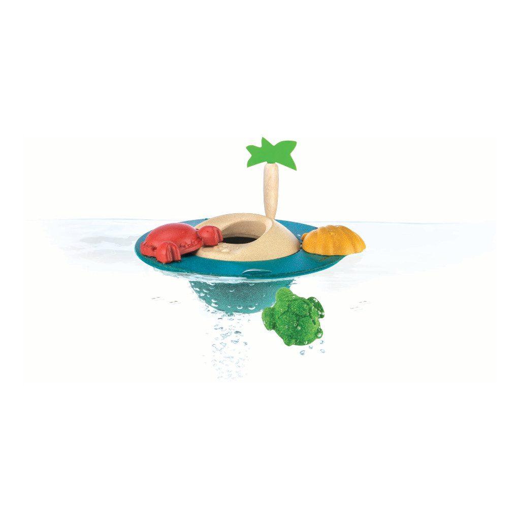 Drijvende Eiland Plan Toys