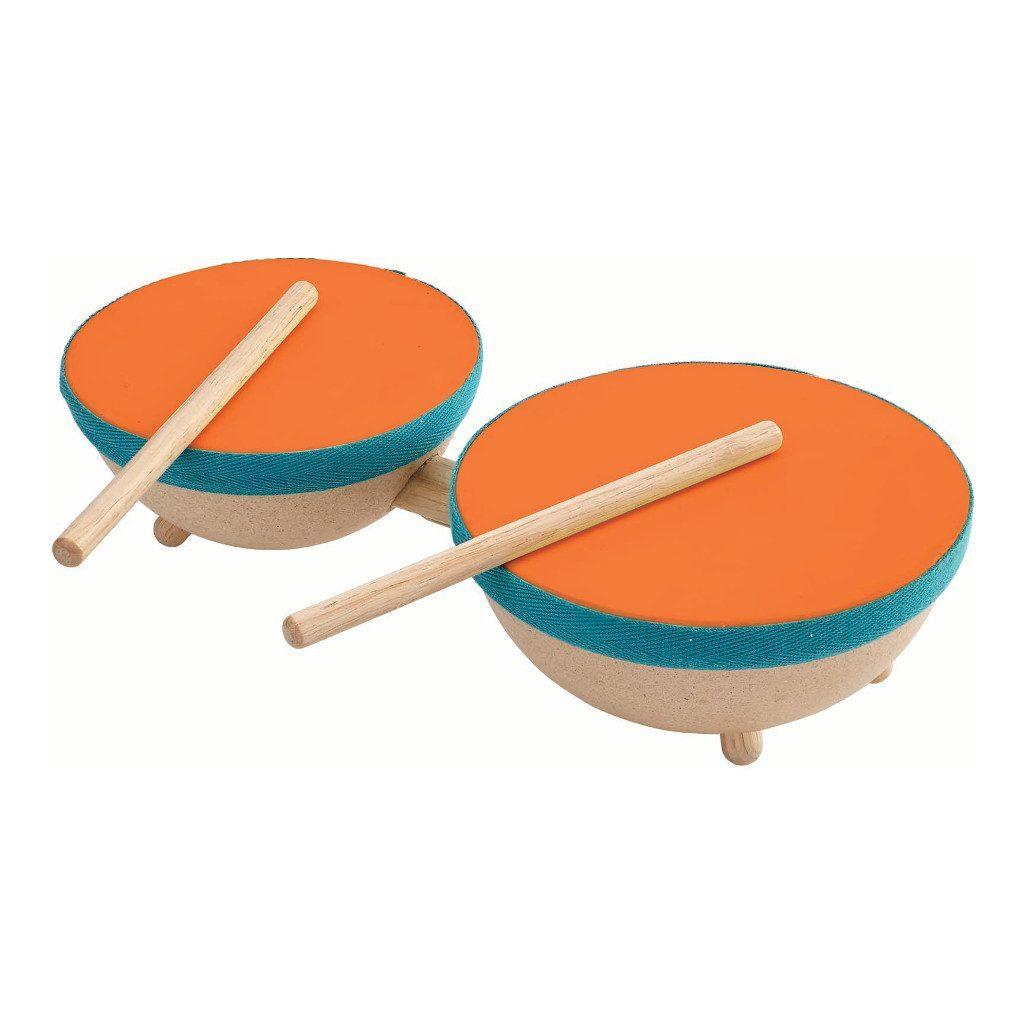 Dubbele Drum Plan Toys