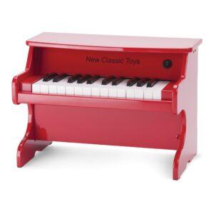 Elektrische Piano Speelgoed Rood