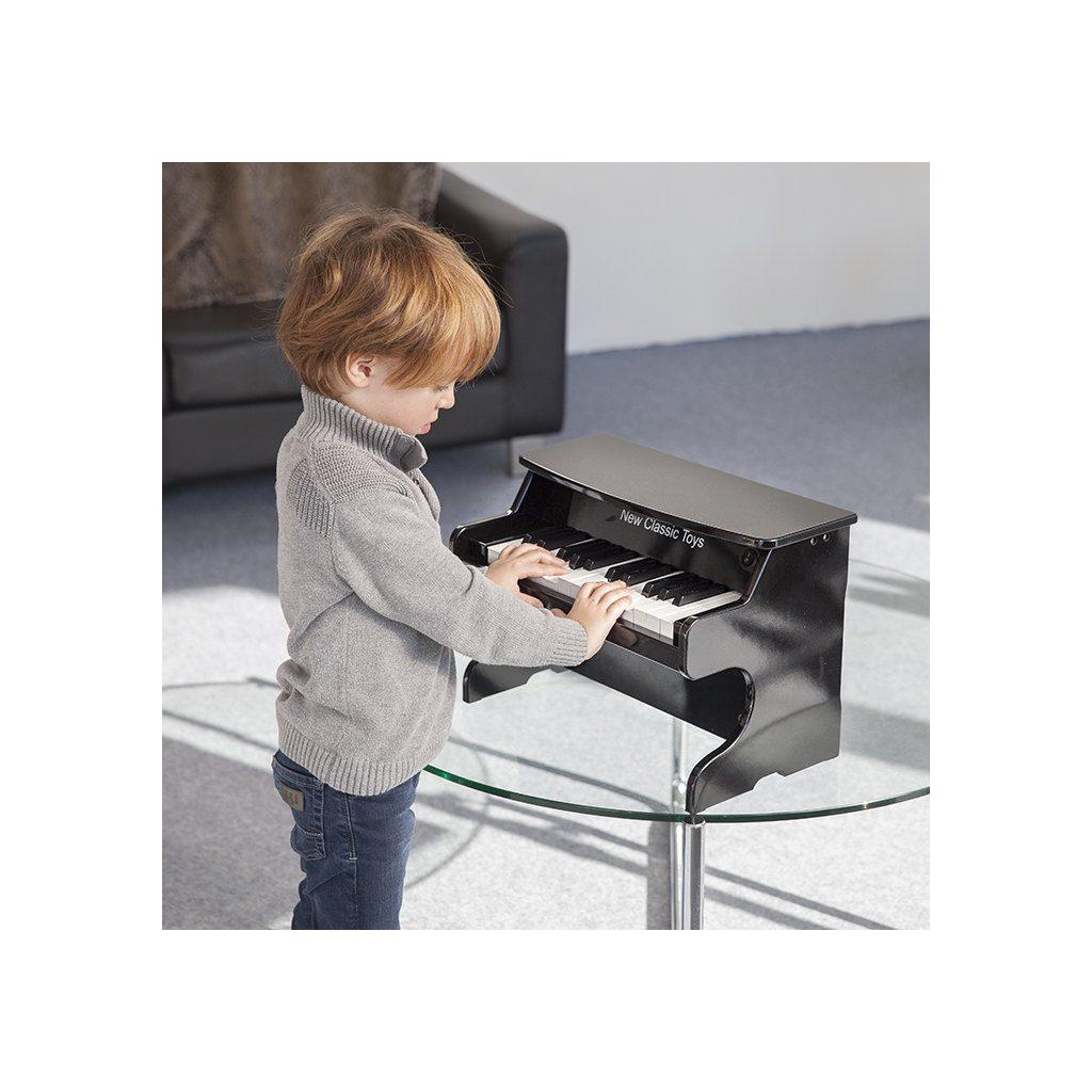 Elektrische Piano Speelgoed Zwart