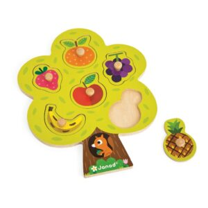 Fruitboom Puzzel Janod