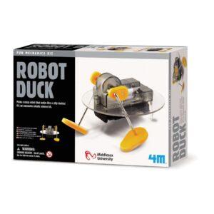 Gekke Robot Eend Maken 4M