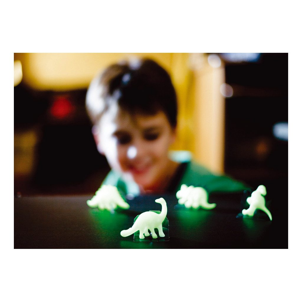 Glow In The Dark 3D Dino