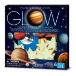 Glow In The Dark Sterren En Planeten 4M