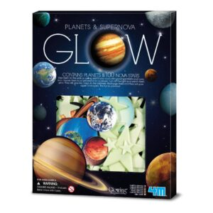 Glow In The Dark Sterren En Planeten 4M Xtra