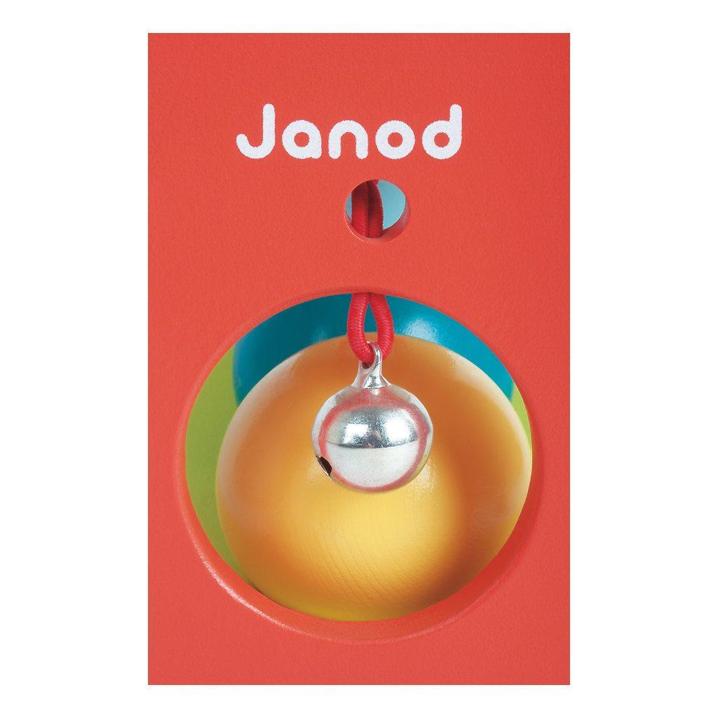 Hamerbank Met Ballen Janod