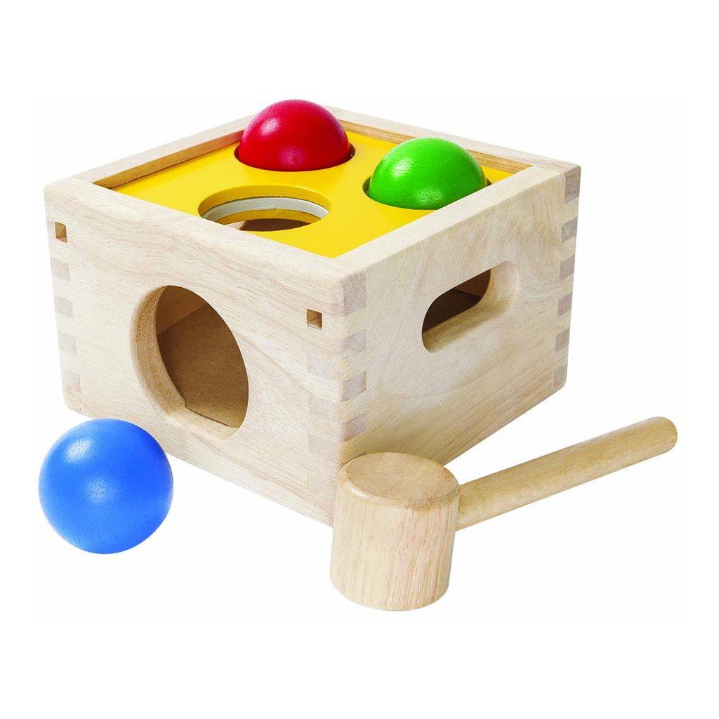 Hamertje Tik Plan Toys