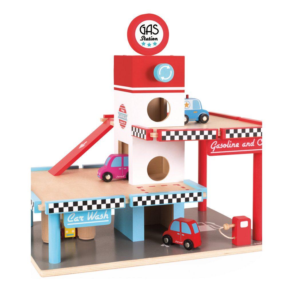 Janod Houten Garage
